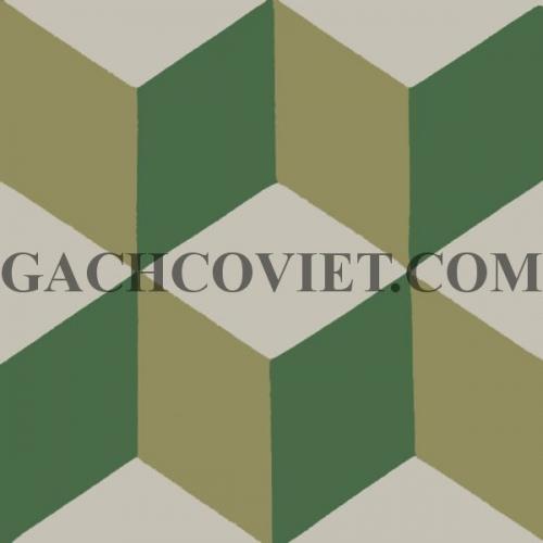 Gạch bông 20x20, V20-03