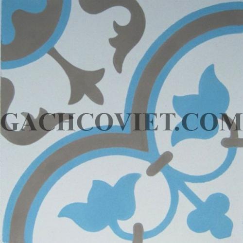 Gạch bông 20x20cm, V20-178