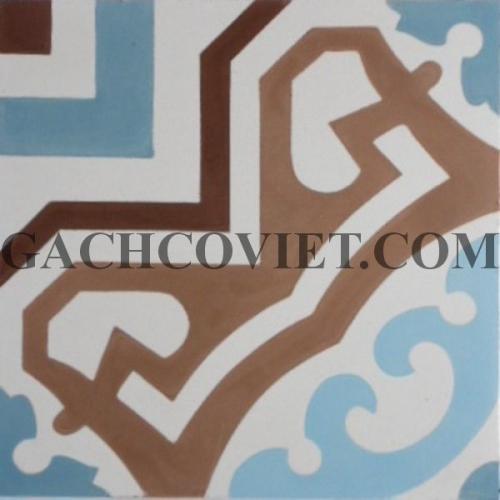 Gạch bông 20x20cm, V20-53