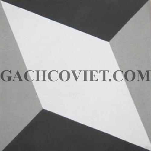 Gạch bông 20x20cm, V20-81
