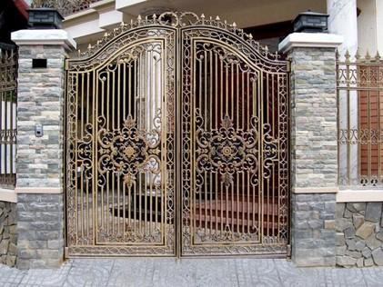 Cách Chọn Gạch Ốp Cổng Đẹp Tạo Điểm Nhấn Cho Ngôi Nhà Của Bạn